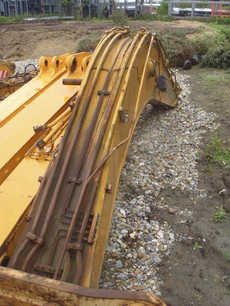 braço para HYUNDAI R130 LC escavadora