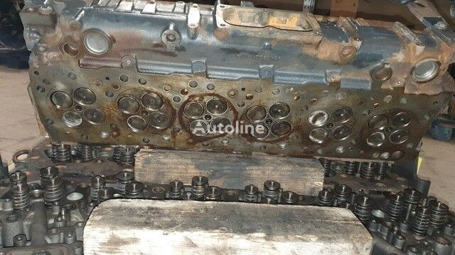 cabeça do motor IVECO /Cylinder Head Cursor 8 99478001 para camião
