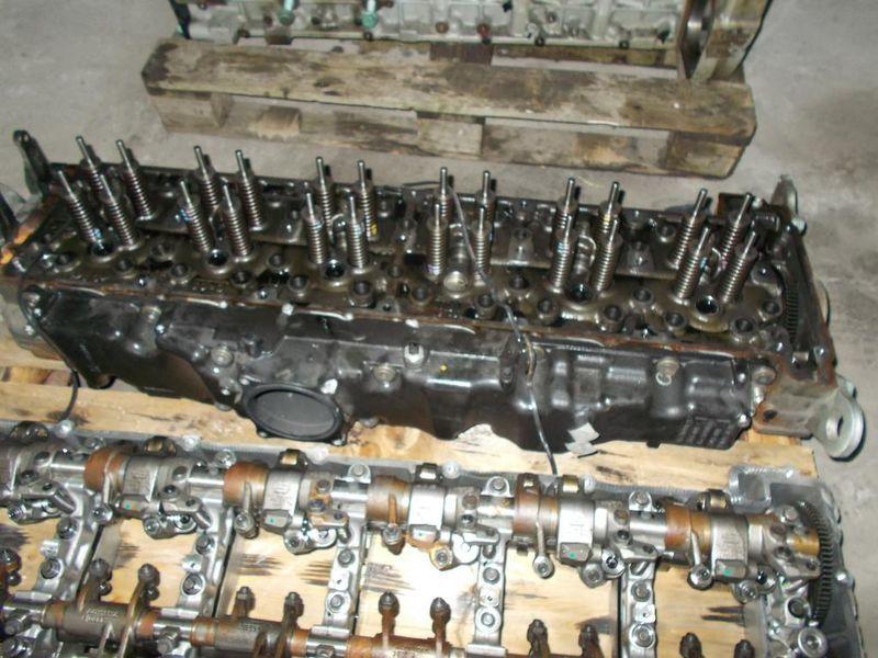 MERCEDES-BENZ OM471LA.6-6 cabeça do motor para MERCEDES-BENZ ACTROS MP4 camião tractor