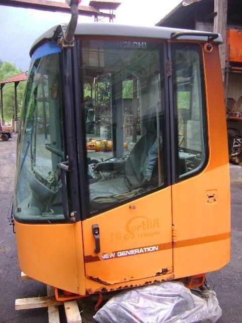 cabina para FIAT-HITACHI W 230 carregadeira de rodas