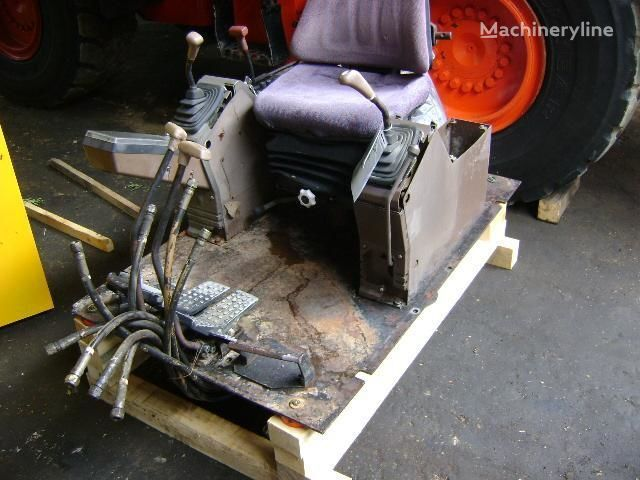 Part cabina para FIAT Hitachi FH escavadora