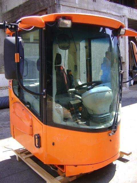 cabina para FIAT Hitachi Serie W evolution escavadora