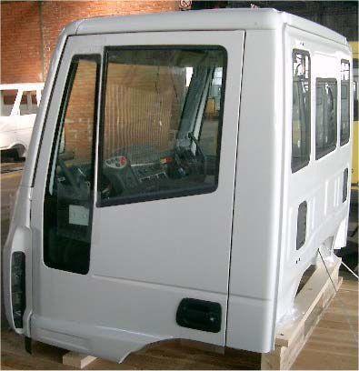 IVECO CABINA TECTOR MLREVESTIDA cabina para IVECO ML CORTA TECHO BAJO camião nova