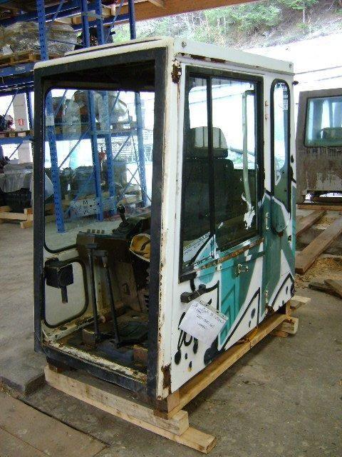 cabina para KOMATSU PC III serie escavadora