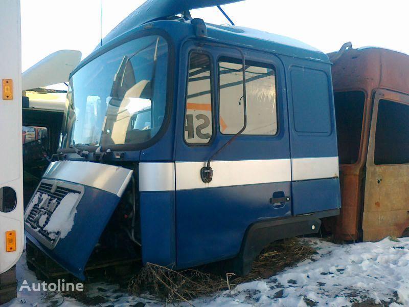 cabina para MAN F90 szeroka sypialna 3000 zl. netto camião