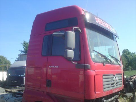 cabina para MAN TGA XXL szeroka 5500 zl. netto camião