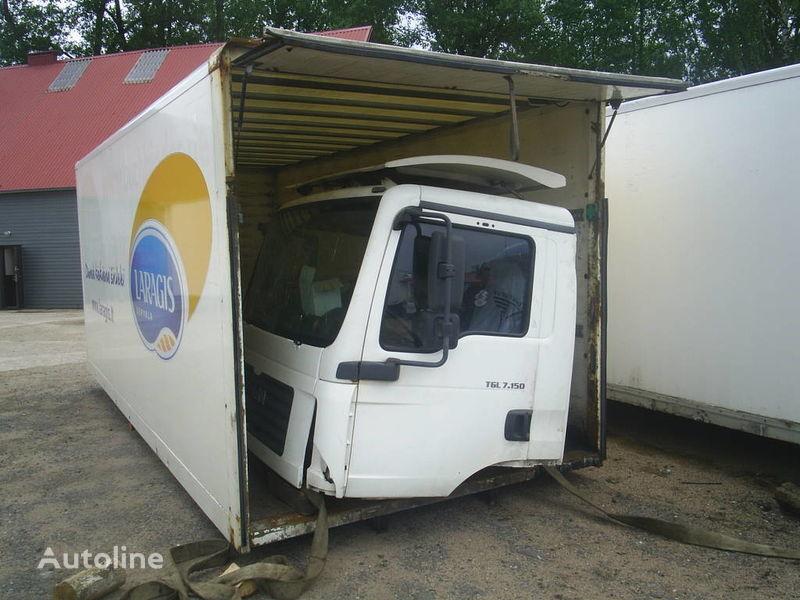 cabina para MAN TGL 7.150 camião