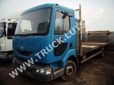 Renault cabina para RENAULT MIDLUM 150 E2 camião