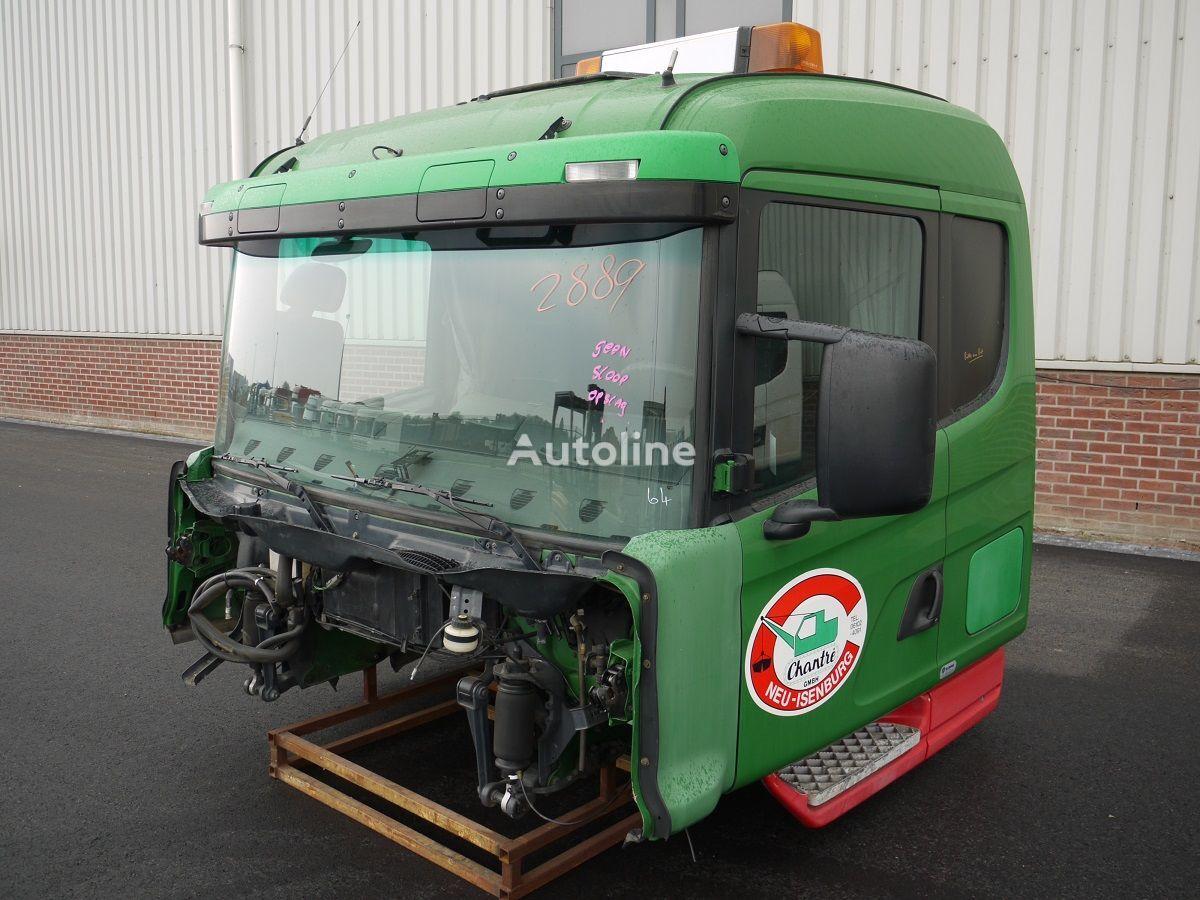 SCANIA SC-4 CT-19 SLAAPCAB cabina para SCANIA SC-4 CT-19 SLAAPCAB camião