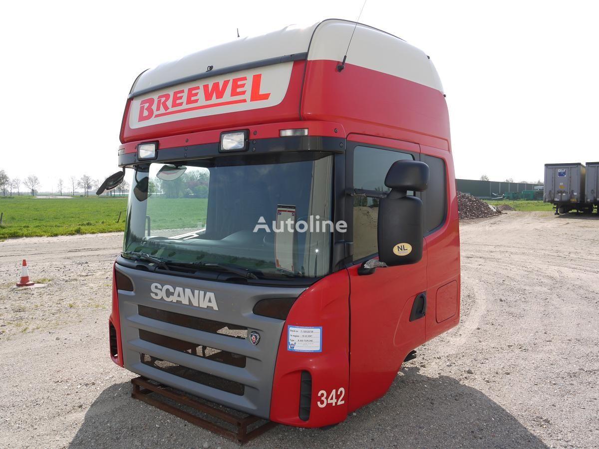 SCANIA SC-R CR-19 TOPLINE cabina para SCANIA SC-R CR-19 TOPLINE camião tractor