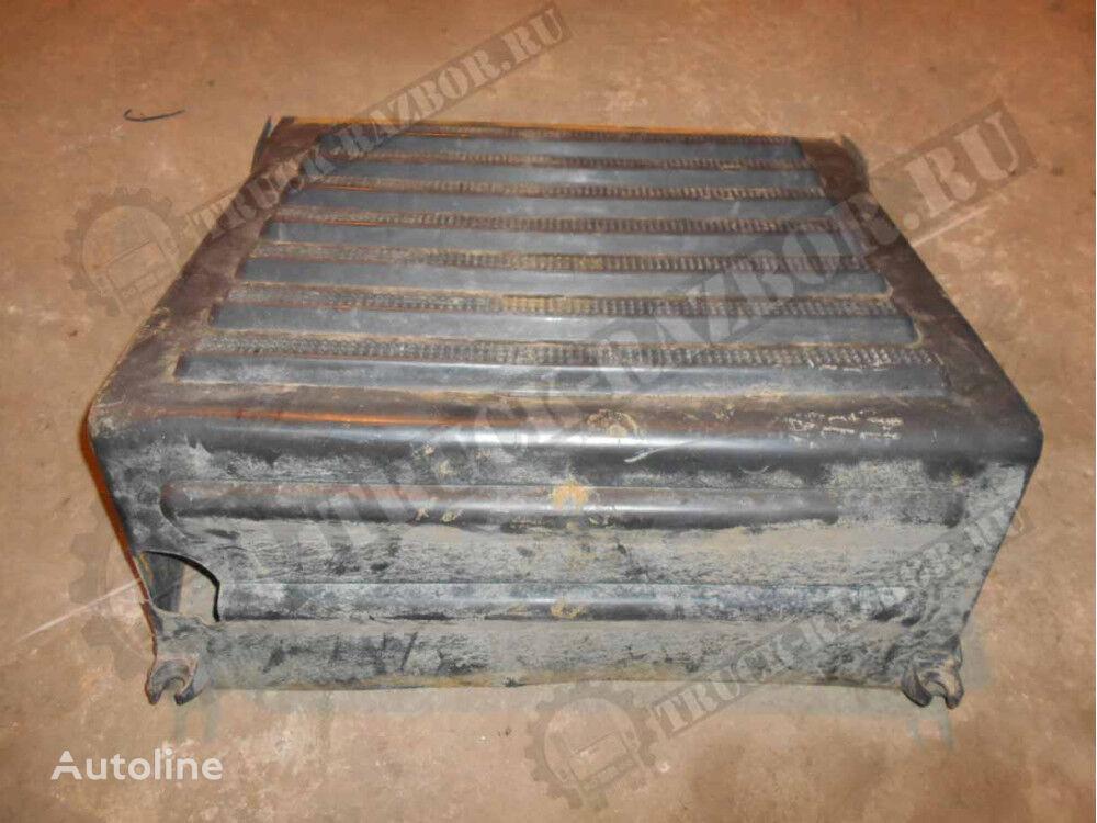 caixa da bateria RENAULT kryshka AKB para camião tractor