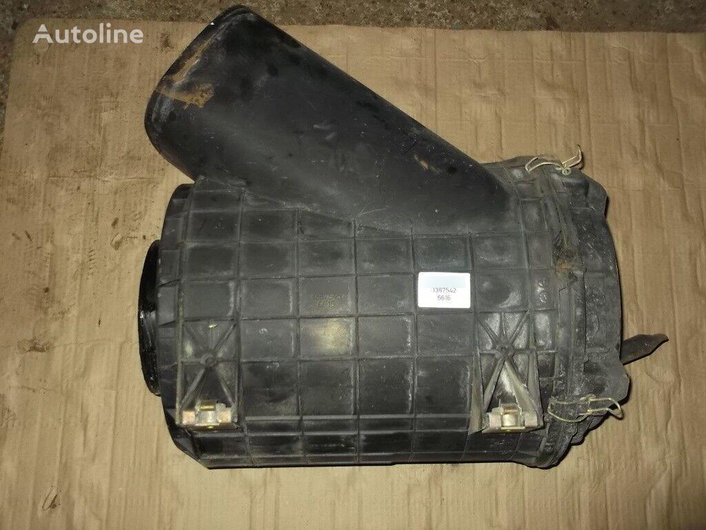 caixa de filtro de ar para camião