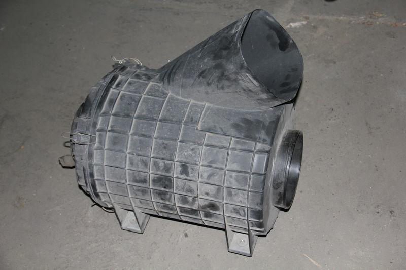 SCANIA caixa de filtro de ar para SCANIA SERIE 4 / R camião tractor