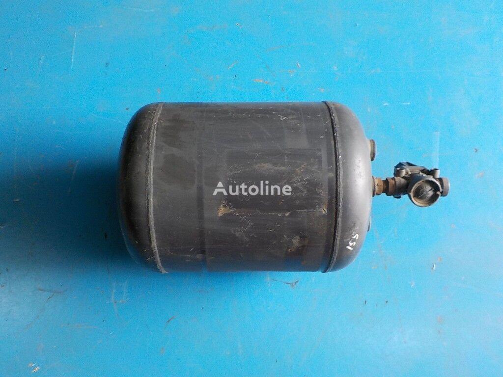 Ressiver vozdushnyy Mercedes Benz caixa de filtro de ar para camião