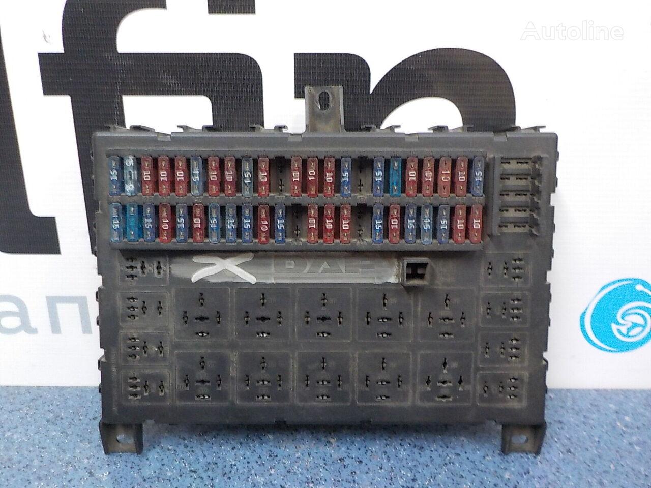 caixa de fusíveis para DAF camião