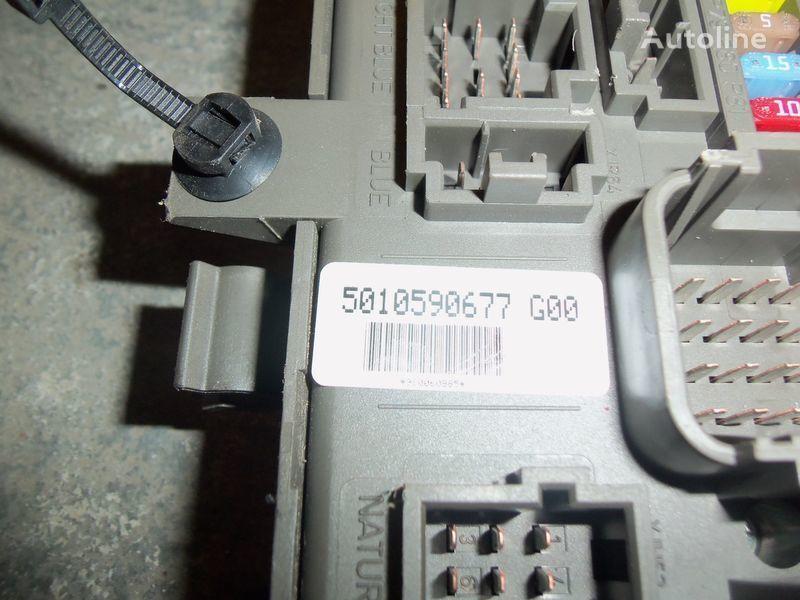 Renault Premium DXI central electrical box, fuse box, 7421169993; 7421079590, 5010590677, 7421045777 caixa de fusíveis para RENAULT Premium DXI camião tractor