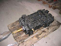 ZF 16 S 109 für MAN caixa de velocidades para camião tractor