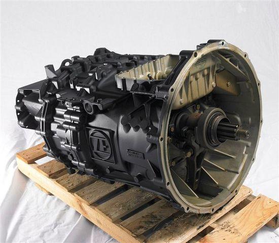 ZF AS Tronic caixa de velocidades para All models camião
