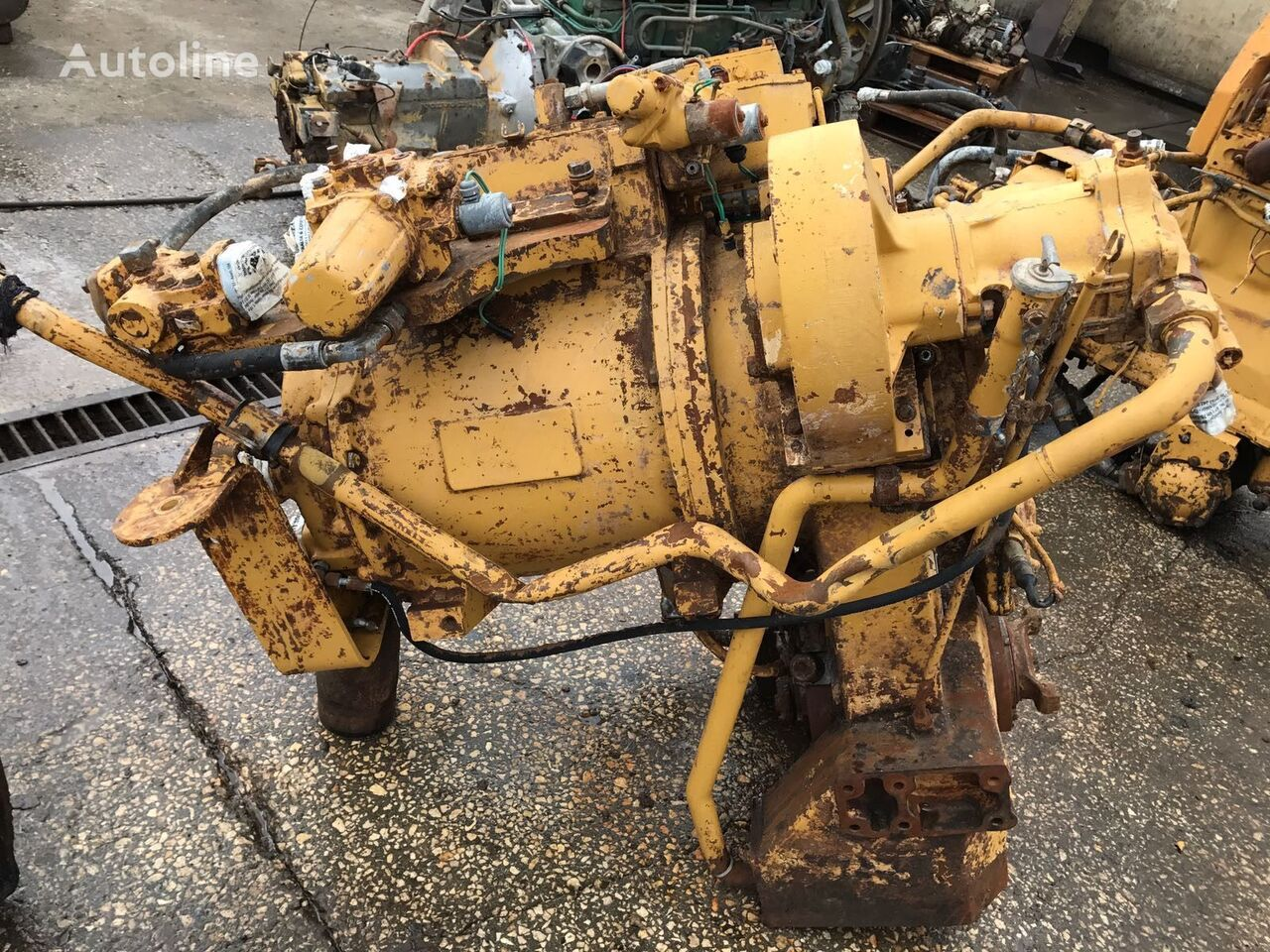 caixa de velocidades CATERPILLAR D 250E - D 300E para dumper articulado