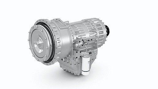 caixa de velocidades Dumper articulados Modelos: A 25 / A30 / para carregadeira de rodas VOLVO