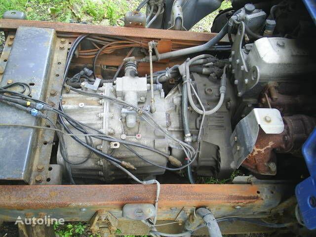 EATON 4106 caixa de velocidades para 10.163 camião