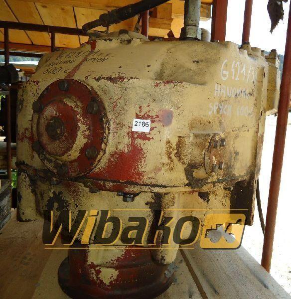 Gearbox/Transmission Hanomag G421/31 caixa de velocidades para G421/31 carregadeira de rodas