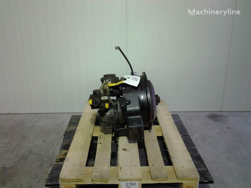 caixa de velocidades para HANOMAG 512/3 carregadeira de rodas