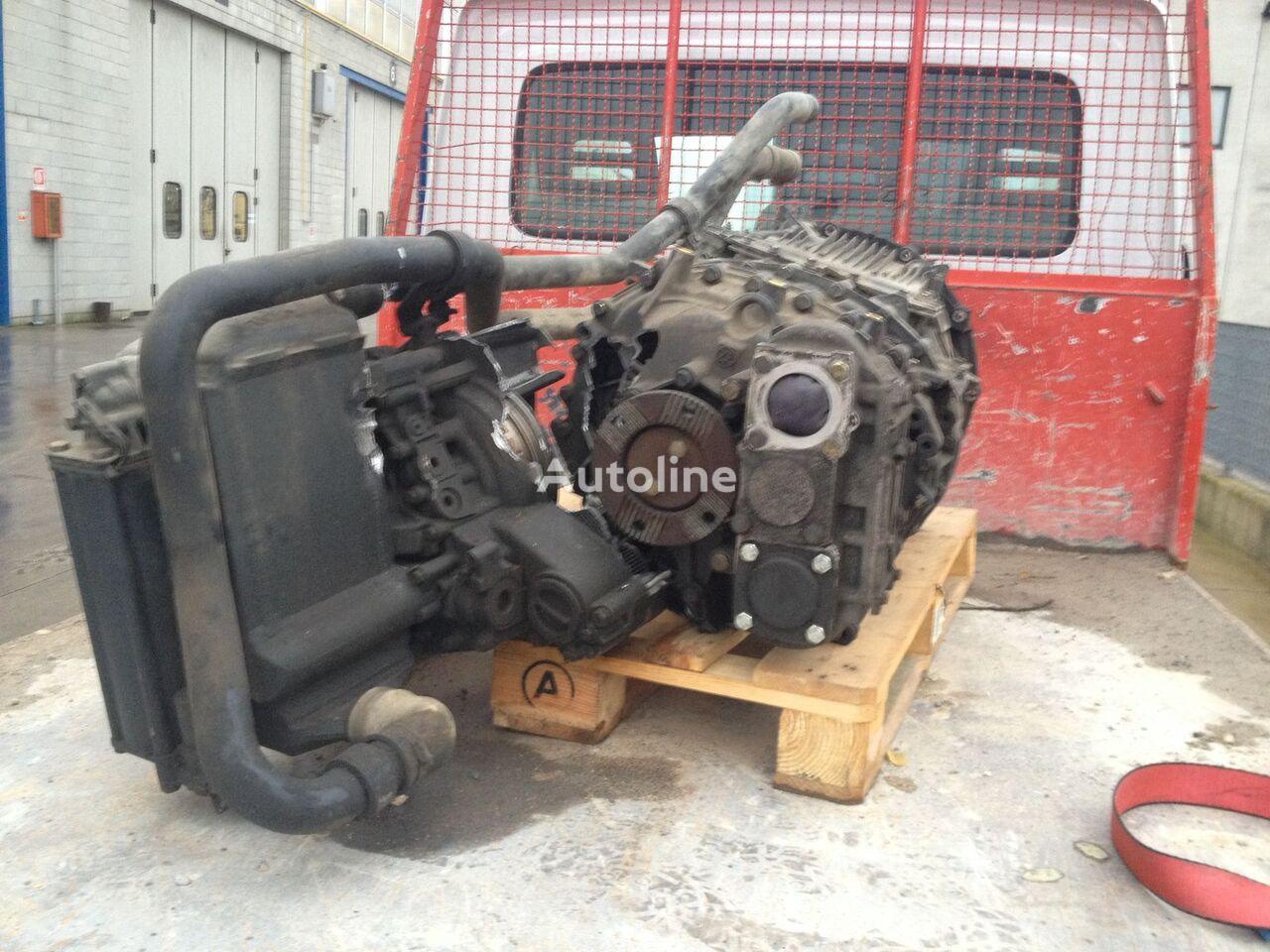ZF 12 AS 2331 TO TRAKKER caixa de velocidades para IVECO TRAKKER E5 camião tractor