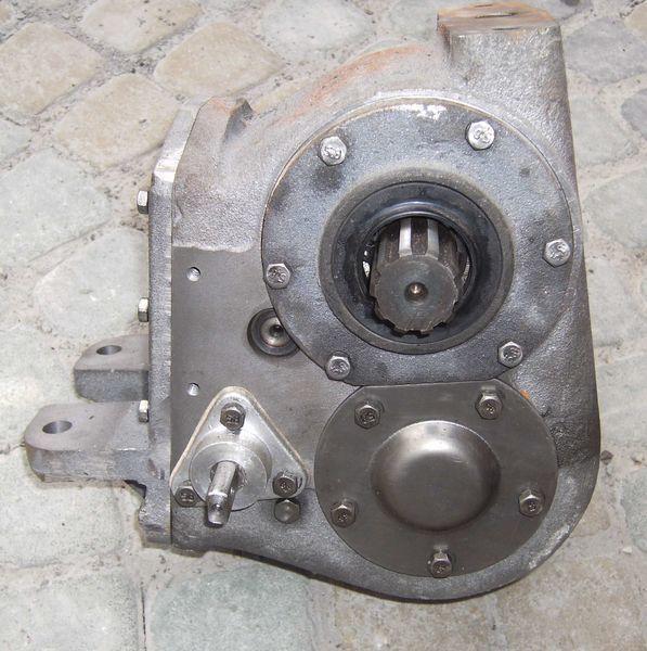 LVOVSKII razdatka , revers (mehanizm obratnogo hoda) MOH caixa de velocidades para LVOVSKII empilhador nova