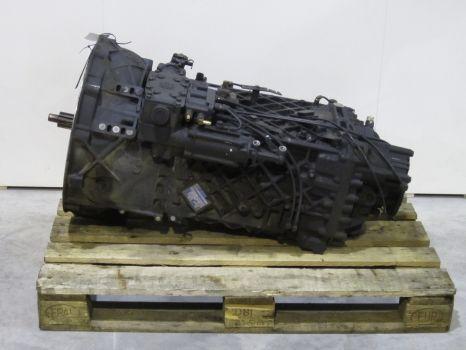 16S2520TO caixa de velocidades para MAN camião tractor