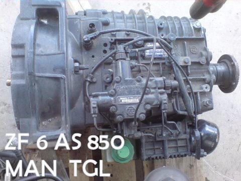 MAN caixa de velocidades para MAN SKRZYNI ZF 6 AS 850 MAN TGL 5000 zl camião tractor