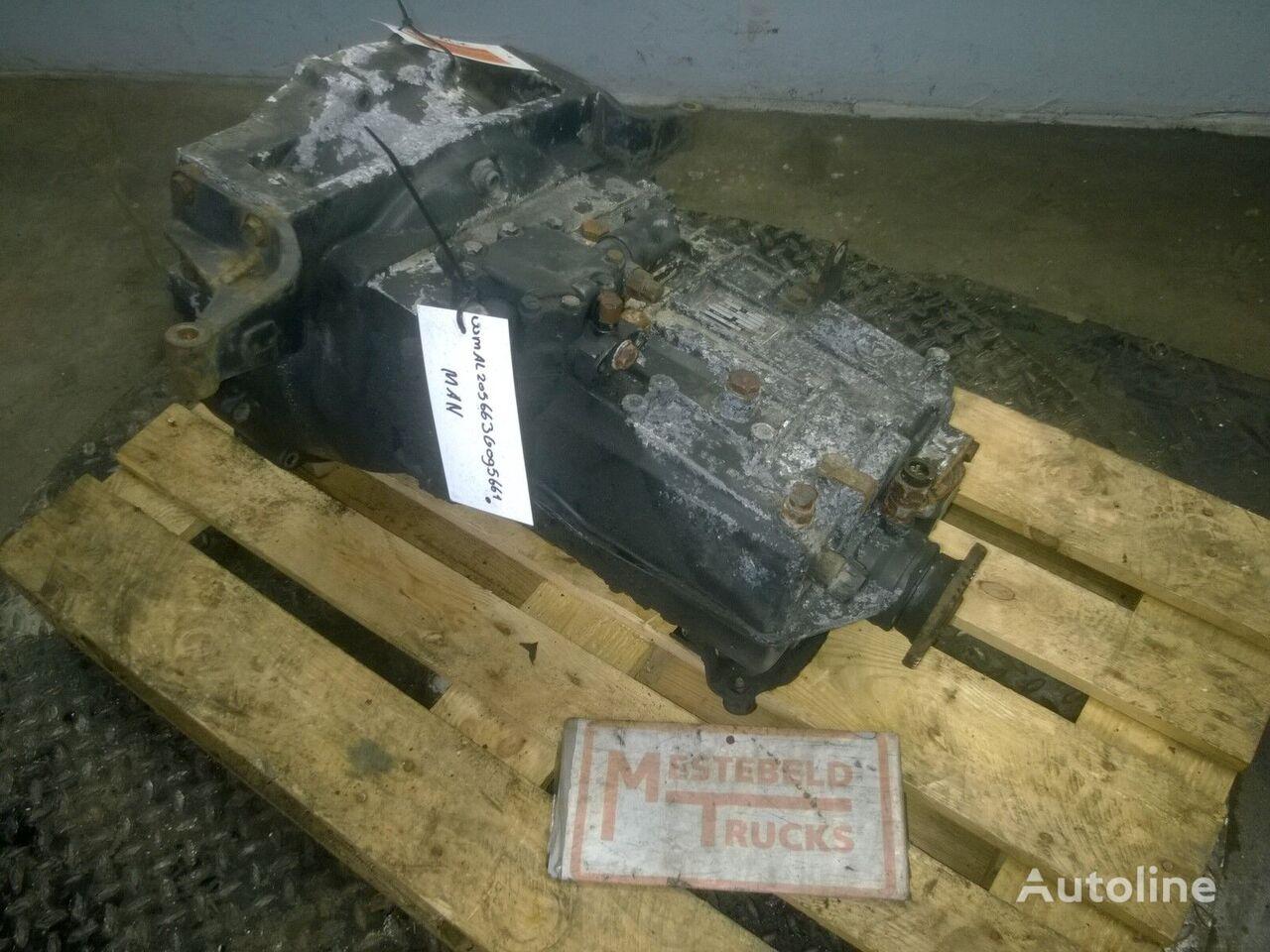caixa de velocidades para MAN Versn bak S6-36 camião