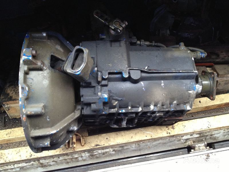 s6-36 caixa de velocidades para MAN renault camião