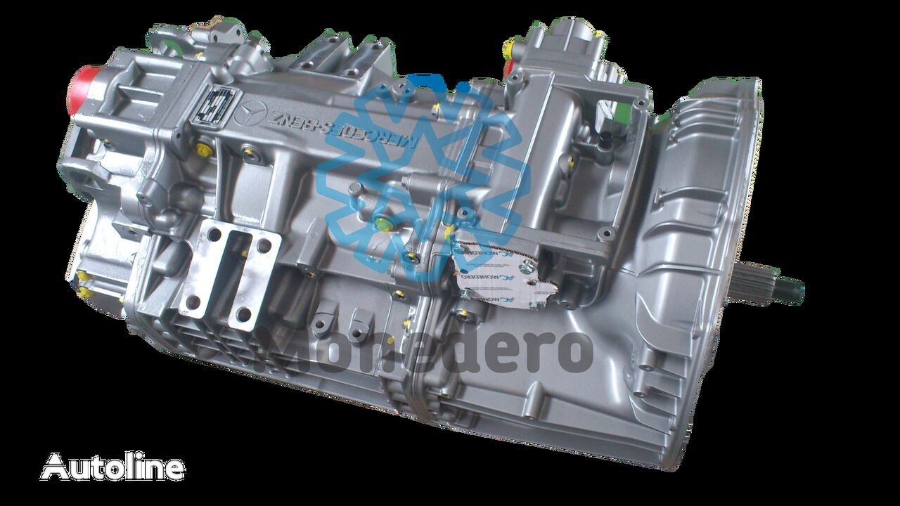 MERCEDES-BENZ caixa de velocidades para MERCEDES-BENZ G211-16 MANUAL Y EPS camião nova