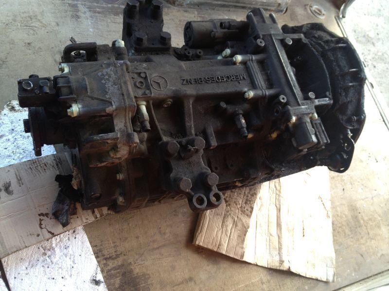 Mercedes Actros G210 1999g garantiya caixa de velocidades para MERCEDES-BENZ Actros camião tractor