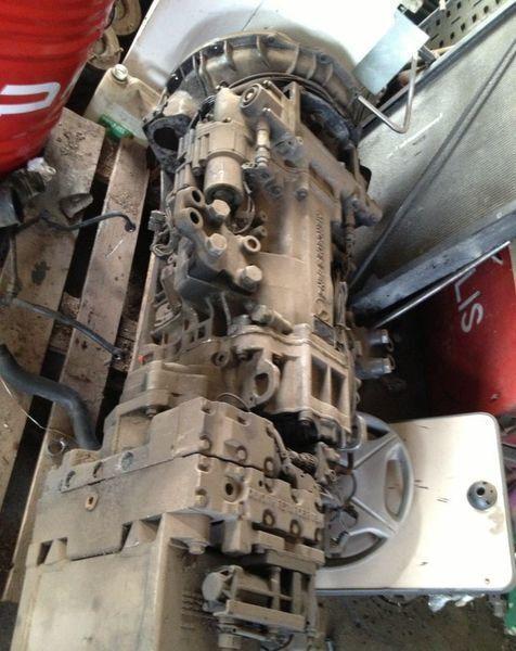 Mercedes Actros 2001g 240-16 caixa de velocidades para MERCEDES-BENZ Actros camião tractor