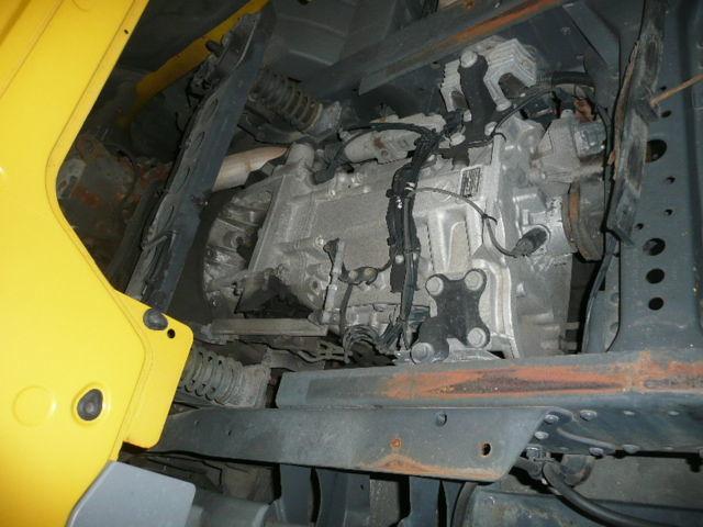 G100-12 Mechanisch Atego G100-12 caixa de velocidades para MERCEDES-BENZ Atego 23-28 camião tractor
