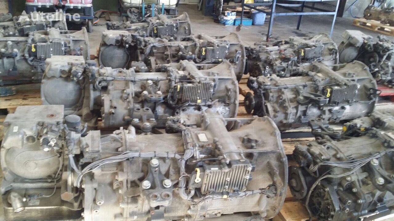 MERCEDES-BENZ , EURO5, gearbox, G211-12, 12 gears, 0012603600 G211-12, 12 gear caixa de velocidades para MERCEDES-BENZ Actros MP2, MP3 camião tractor