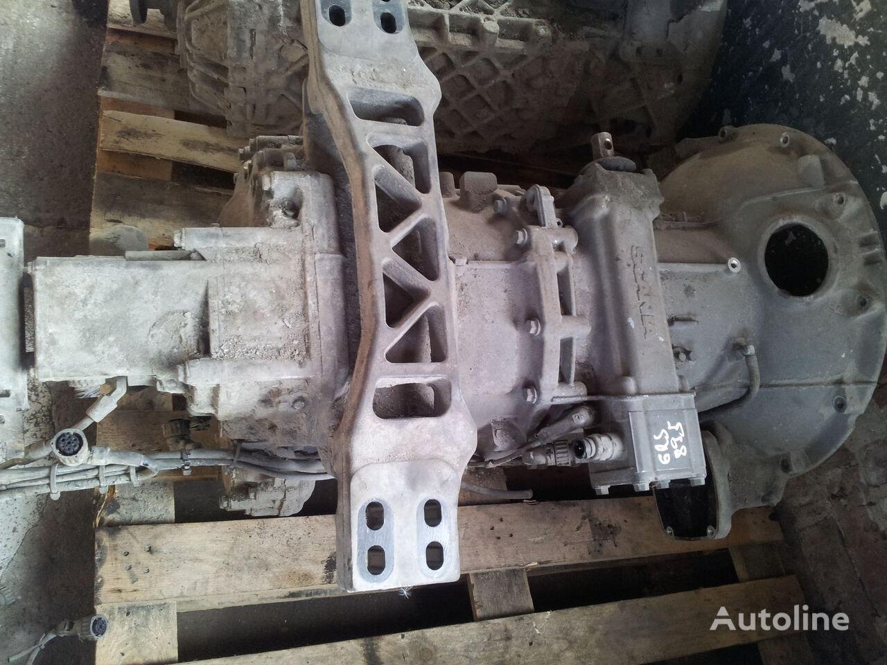 SCANIA caixa de velocidades para SCANIA R camião tractor