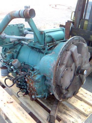 SCANIA 667S GAV 770R caixa de velocidades para SCANIA autocarro