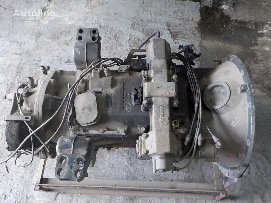 SCANIA GRS890 caixa de velocidades para SCANIA camião