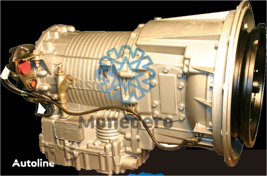 Allison caixa de velocidades para VARIOS MODELOS camião