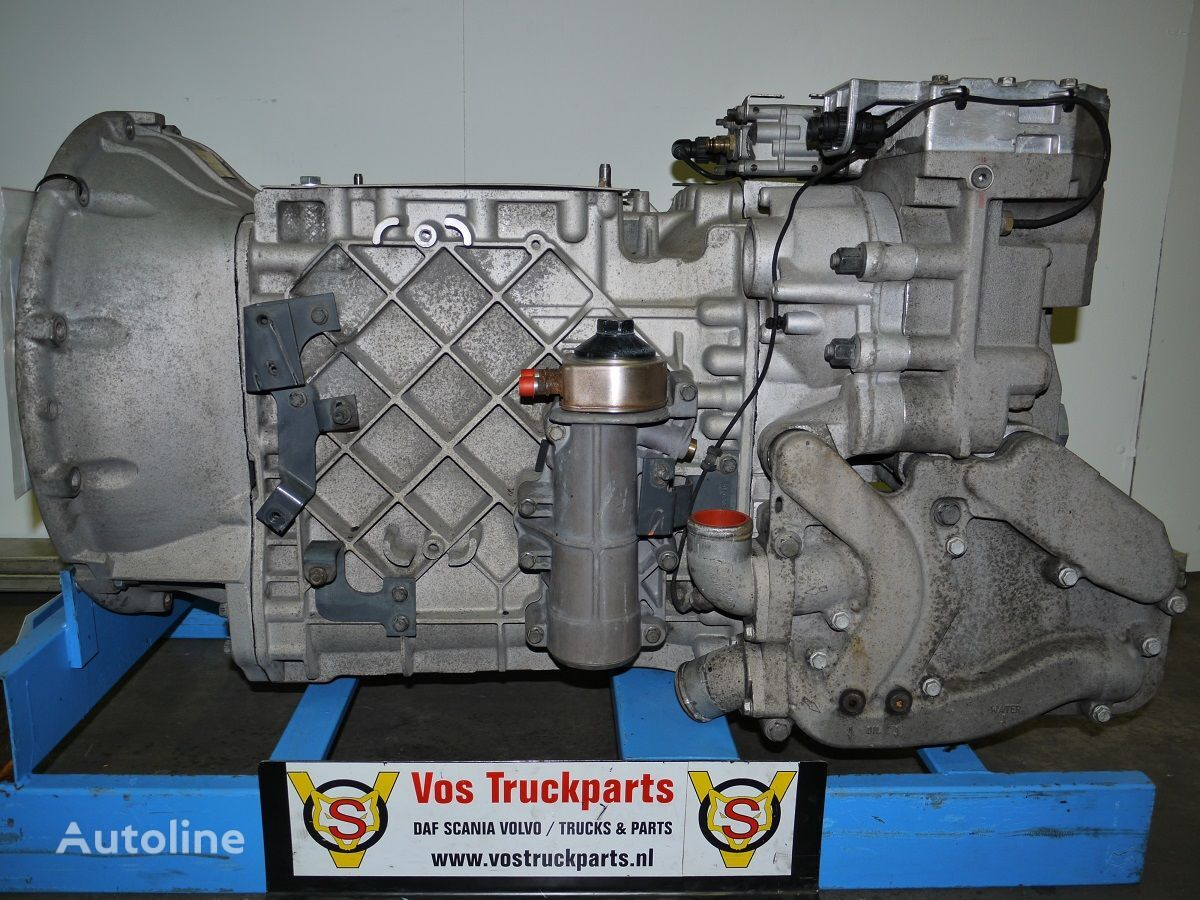 caixa de velocidades para VOLVO 6 MAANDEN (OMRUIL) camião tractor