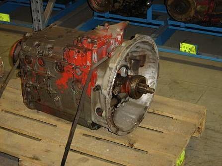 VOLVO S6-65 caixa de velocidades para VOLVO S6-65 camião