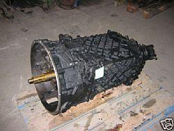 ZF 16 S 221 für MAN, DAF, Iveco, Renault caixa de velocidades