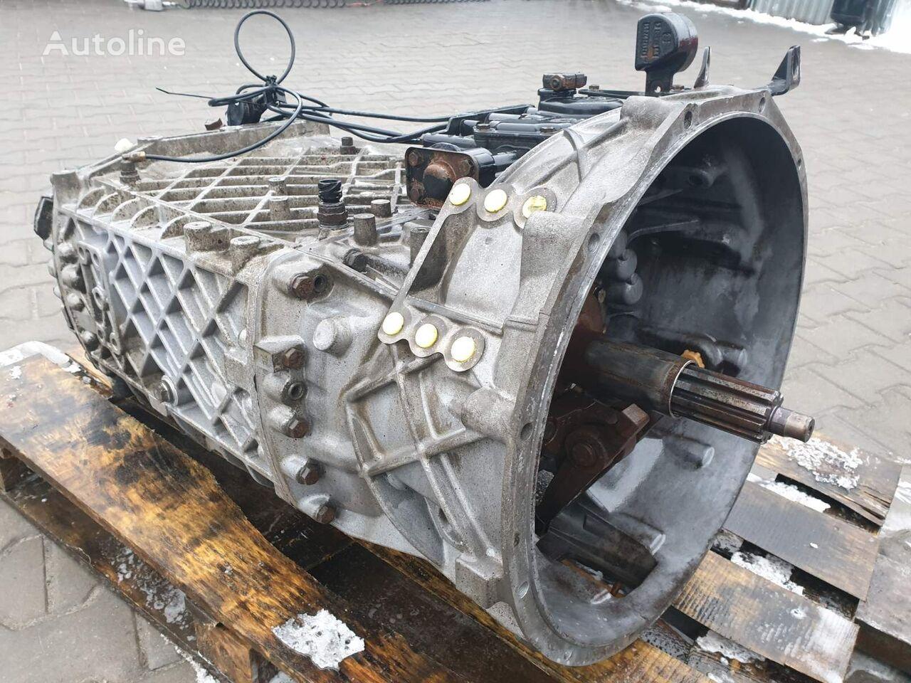 caixa de velocidades ZF 16S2320TD para camião MAN TGA TGS TGX