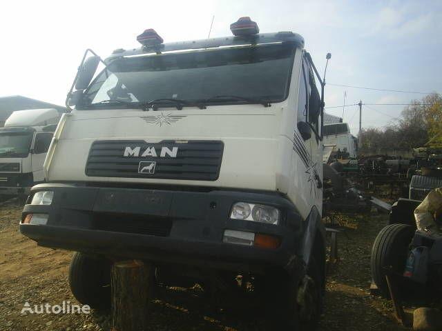 ZF S6-36 caixa de velocidades para MAN 8.163 camião