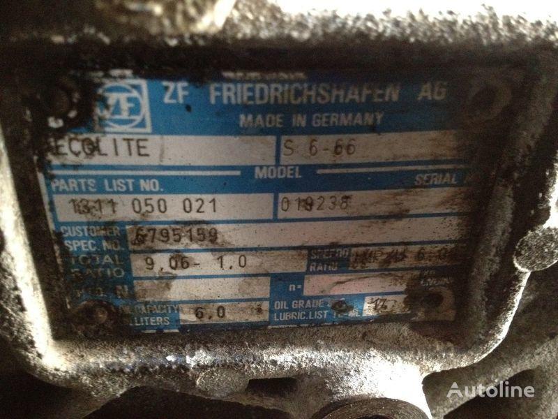 ZF ecolite s6-66 caixa de velocidades para VOLVO fl6 camião