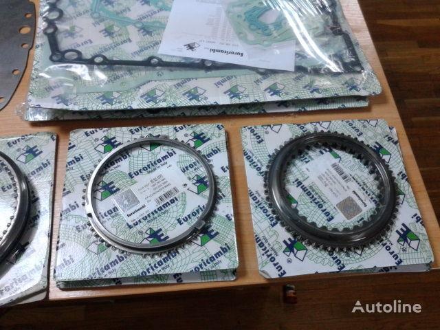 ZF Rem.k-t polovinok 16S181 1312304027 1312304056 1310304202 129730 caixa de velocidades para MAN F2000 , TGA camião tractor nova