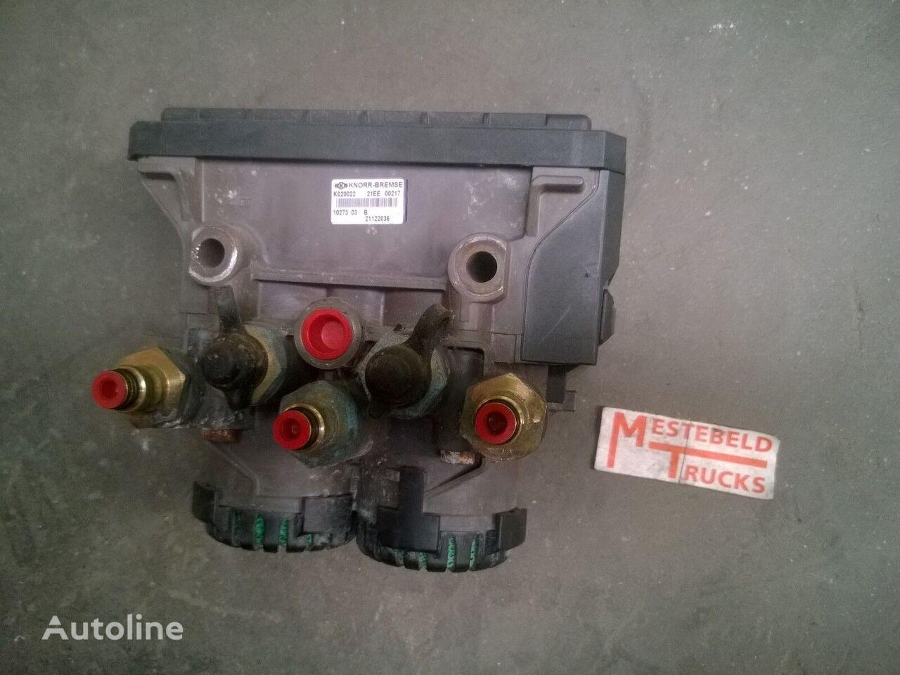RENAULT câmara de freio para RENAULT EBS Achterasmodulator camião